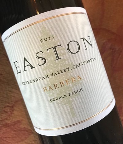 2011 EASTON Barbera, Shenandoah Valley Image