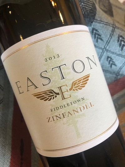 2012 EASTON Zinfandel,