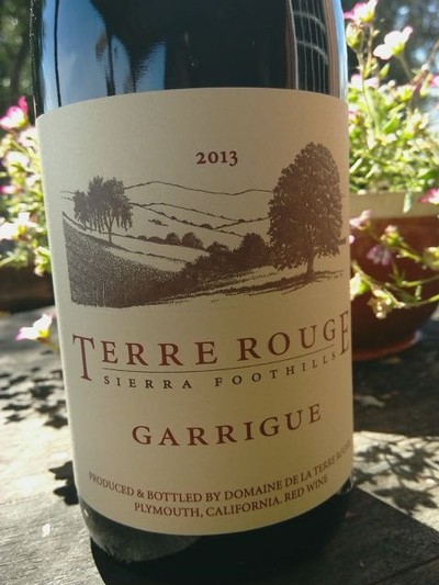 2013 TERRE ROUGE Garrigue Image