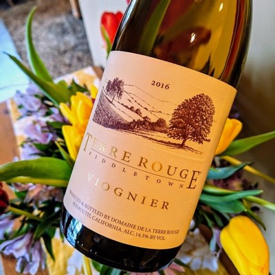 2016 TERRE ROUGE Viognier, Fiddletown