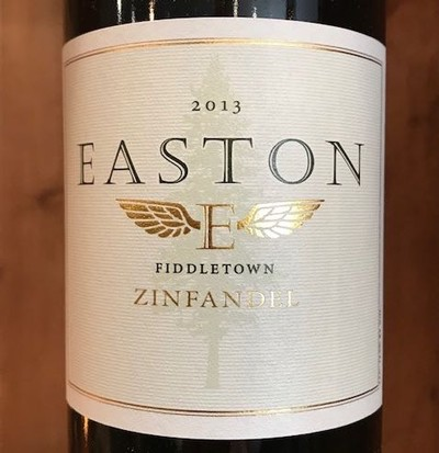 2013 EASTON Zinfandel,
