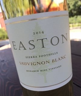 2014 EASTON Sauvignon Blanc, Sierra Foothills