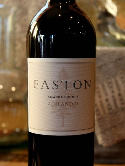 2015 EASTON Zinfandel, Amador County