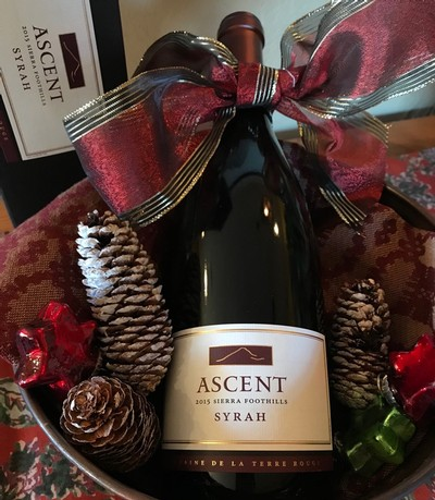 2007 TERRE ROUGE Syrah, ASCENT