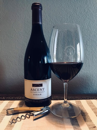 2017 TERRE ROUGE Syrah, ASCENT