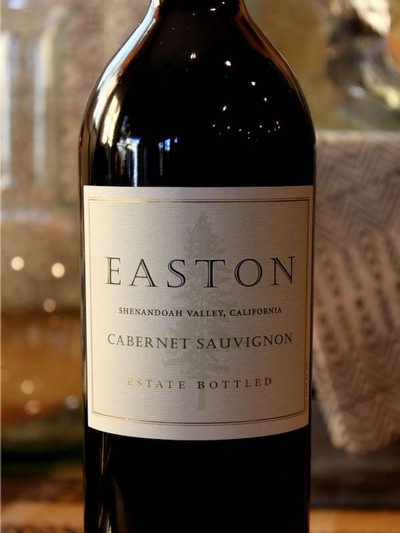 2013 EASTON Cabernet Sauvignon, Estate, Shenandoah Valley