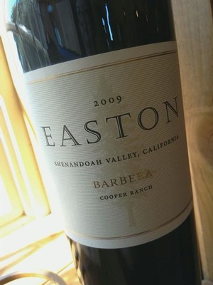2009 EASTON Barbera, Cooper Ranch