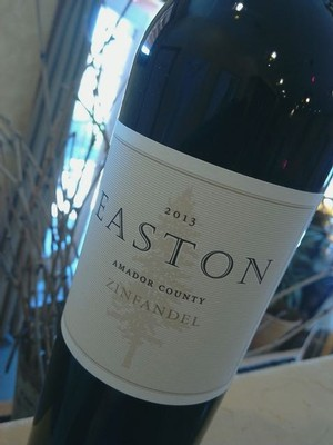 2013 Easton Zinfandel, Amador
