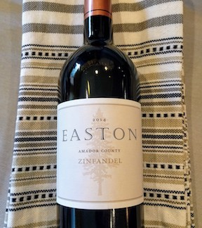 2014 EASTON Zinfandel, Amador County