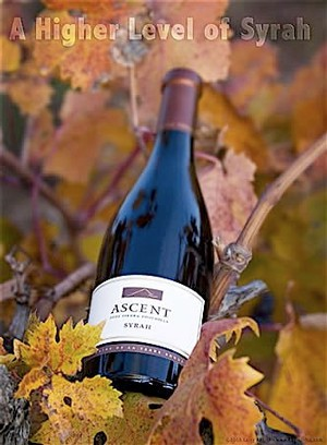 2012 TERRE ROUGE Syrah, ASCENT Image