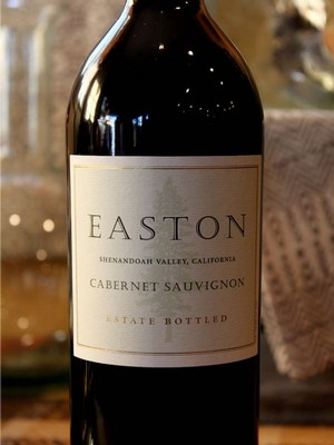 2011 EASTON Cabernet Sauvignon, Estate, Shenandoah Valley