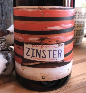 2018 EASTON Zinfandel, ZINSTER