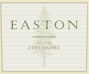 2010 EASTON Zinfandel, Rinaldi Vineyard – Old Vines